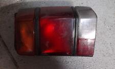 Subaru dl gl l series wagon tail lights