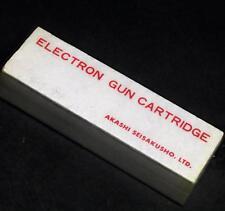 Electron Gun Cartridge from Akashi Seisakusho, LTD. (2 New) for Microscopes