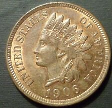 MS+++ 1906 Indian Head Cent Error Snow 18 S18 Mint Error *Combined Ship Avail*