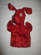 Vintage ?CLIFFORD THE BIG RED DOG Hand PUPPET
