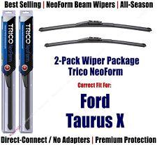 2pk Super-Premium NeoForm Wipers fit 2008-2009 Ford Taurus X - 162413/2013