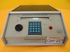IDI 202G-COM Integrated Dispense System Photoresist IDS Controller 3-Card Used