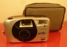 CONCORD LE CLIC LC17 CAMERA & CASE: CHINESE INSTAMATIC COPY with case