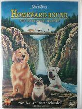 Homeward Bound: The Incredible Journey (DVD, 1997)