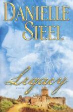 Legacy: A Novel, Danielle Steel, 0385343132, Book, Good