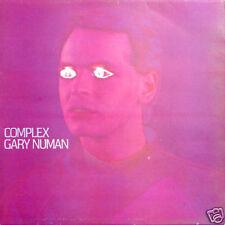 GARY NUMAN Complex Maxi 45 LP