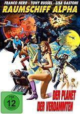 Raumschiff Alpha - Der Planet der Verdammten DVD ~ Tony Russell Neu!