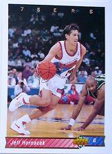CARTE  NBA BASKET BALL 1993  PLAYER CARDS JEFF HORNACEK (224)