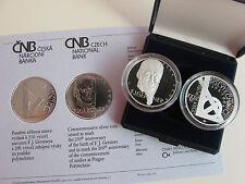 La república checa 2006 200 coronas plata pp proof-gerstner y Praga Polytechnic -