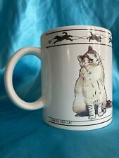 Cat Lovers Cats Turkish Van Dishwasher And Microwavable Safe Coffee Cup Mug