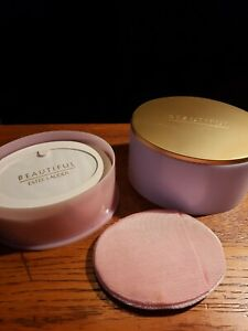 Estee Lauder BEAUTIFUL Perfumed Body Powder 3.5oz / 100g. NEW
