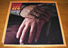 DOC & MERLE WATSON: Then and Now orig 1973 Poppy LP NM- bluegrass COUNTRY folk