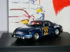 Trofeu 820 Alpine Renault A110 Winner 1970 Sanremo Rally #22 1/43