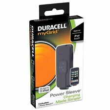 Duracell myGrid Power Sleeve for iPod Touch Charger