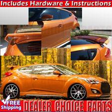 DEVL Wing Roof Spoiler body kit For 2012-2017 Hyundai Veloster Turbo UNPAINTED