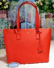 NWT KATE SPADE LUCIE CAMERON STREET Tote Shoulder Bag Pricklypear LEATHER $298