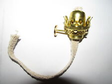 brass replacement ACORN Burner miniature oil lamp