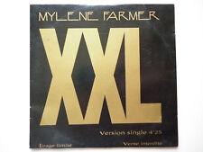 Mylene Farmer cd Promo XXL