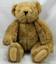 """Gund Teddy Bear 16"""" Fully Jointed No Tags Light Brown"""