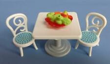 Playmobil Kitchen / Dining Table Chairs& more  for House Hotel Cafe NEW
