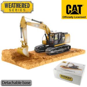 NEW 1/50 CAT CATERPILLAR 320F TRACKED EXCAVATOR WEATHERED DIECAST MASTERS 85701