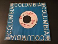 Mel Torme - The Power Of Love VG Promo 45 RPM Columbia 43550 Record 1966 SOUL