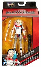 """DC Multiverse ~ 6"""" HARLEY QUINN ACTION FIGURE ~ SUICIDE SQUAD"""