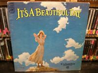 It's A Beautiful Day ‎– It's A Beautiful Day!   Vintage LP  *see all pictures*