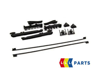 NEW GENUINE BMW 3' E90 5' E61 X5 E53 PANORAMIC SUNROOF REAR SECTION REPAIR KIT