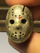 JASON VOORHEES HEAD MASK • NECA FRIDAY THE 13TH Part 5 ACCESSORIES 1154