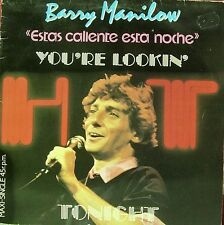 BARRY MANILOW-YOU´RE LOOKIN HOT TONIGHT MAXI SINGLE VINILO 1983 (12 INCH)