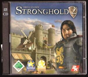 Stronghold 2 Schlachten Bugbau Burgen Ritter Burgsimulation PC Spiel