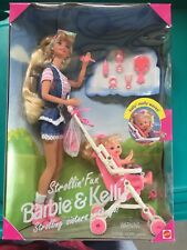 Barbie & Kelly, Strollin' Fun