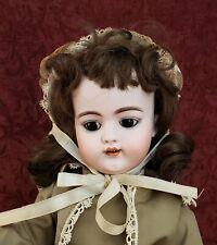 "Antique German Bisque Socket Head Simon Halbig Doll 1079 DEP Jointed Body 16"""
