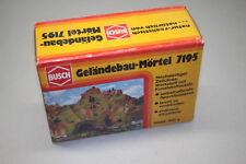 Busch 7195 Geländebau-Mörtel Spur H0 OVP