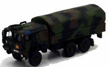 Hoch Miniaturen Spur N 1:160  MAN KAT1 6x6 7to Pritsche u. Plane  Bundeswehr