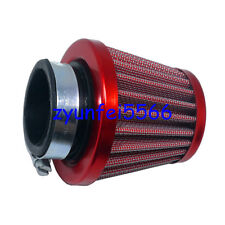 Performance Red Air Filter Cleaner For Honda Dirt Pit Bike ATV 110 140CC SDG KLX