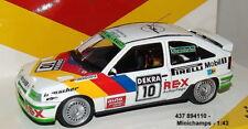 Minichamps 437894110 Opel Kadett E GSI 16v - 1:43 #neu en OVP #