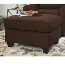 SOFAB 1093S-30-SFB000-24018 Lass Chocolate Brown Ottoman