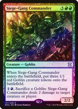 Siege-Gang Commander FOIL Eternal Masters NM-M Red Rare MAGIC MTG CARD ABUGames