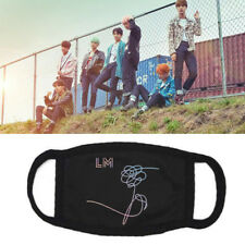 KPOP BTS Mouth Mask Love Myself Face Respirator Muffle SUGA JIN J-HOPE JUNG KOOK