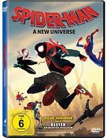 Spider-Man: A new Universe [DVD/NEU/OVP] Oscar® 2019: Bester animierter Spielfil