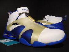 info for c25d3 01458 Nike Shox Stunner PR Retro 2002 Shoes VC Vince White Blue Sz 11.5 ( 304410-