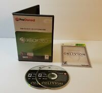 The Elder Scrolls IV Oblivion Game of the Year Edition Microsoft Xbox 360 2007