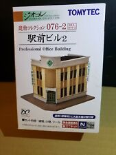TOMYTEC 1/150 SCALE PROFESSIONAL OFFICE BUILDING KIT, PERFECT FOR YOU DIORAMA!