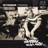 Stieber Twins - Fenster Zum Hof ... HHV Exclusive Black  (2013 - DE - Original)