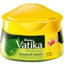 Dabur Vatika Naturals Styling Hair Cream Dandruff Guard 140ml