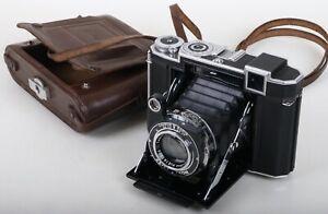 Original Balgenkamera Super Ikonta 532/16 Zeiss Ikon mit Lederbox