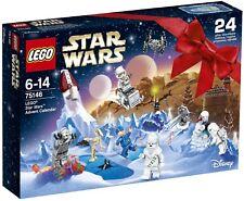 LEGO STAR WARS CALENDARIO ADVIENTO 75146 - NUEVO, PRECINTADO SIN ABRIR.