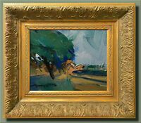JOSE TRUJILLO - SIGNED ORIGINAL Oil Painting FRAMED IMPRESSIONIST EXPRESSIONIIST